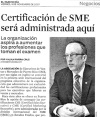 SMEI Affiliate in Puerto Rico Leads Certification Development